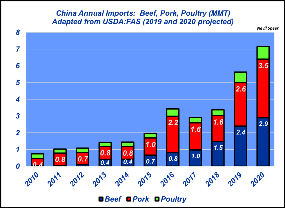 China Pork outlook 2019